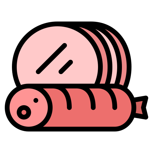 Sausages  free icon