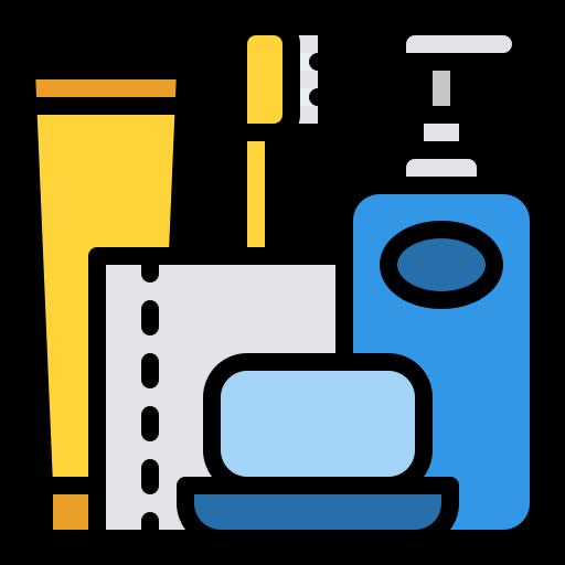 Toiletries  free icon