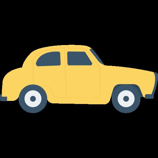 voiture de bébé  Icône gratuit