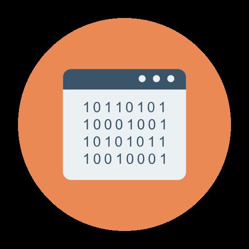 Programming language  free icon