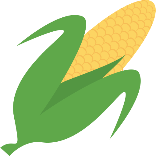 maíz  icono gratis