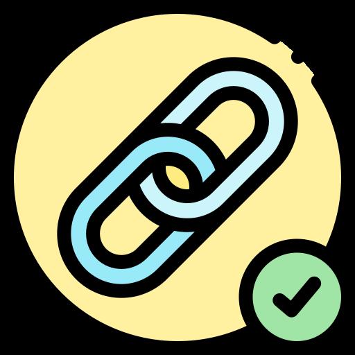 Backlinks  free icon