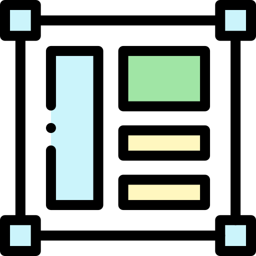 Layout  free icon