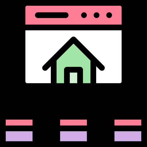 Sitemap  free icon
