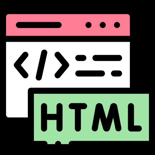 Html  free icon