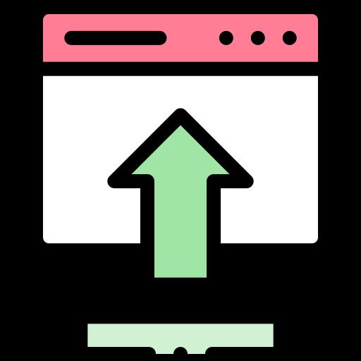 Insert  free icon