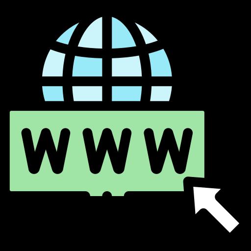 Domain  free icon