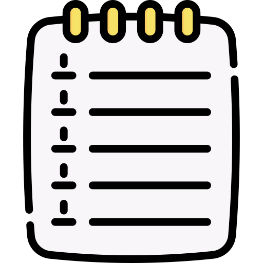 Planner  free icon