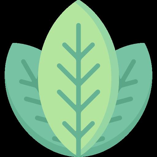 hojas  icono gratis