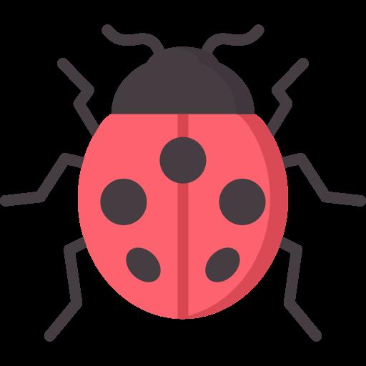 Ladybug  free icon