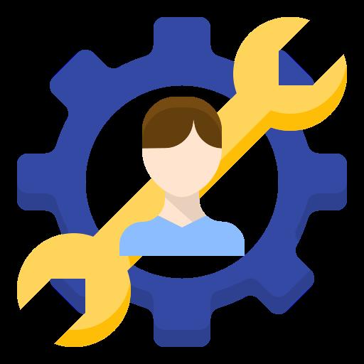 Key skills  free icon