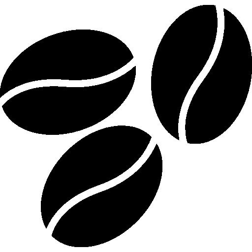 Coffee beans  free icon