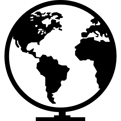 Global map  free icon