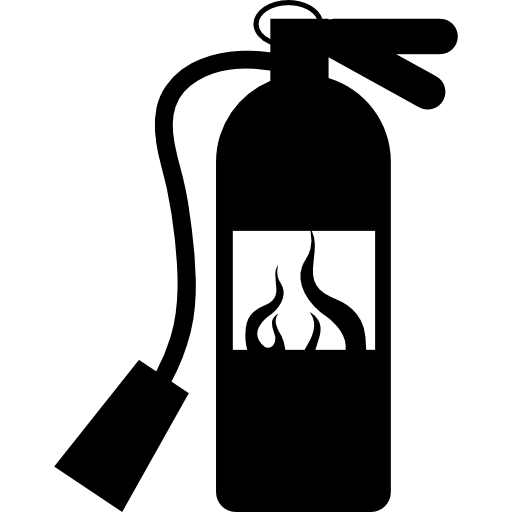 fire extinguisher  free icon