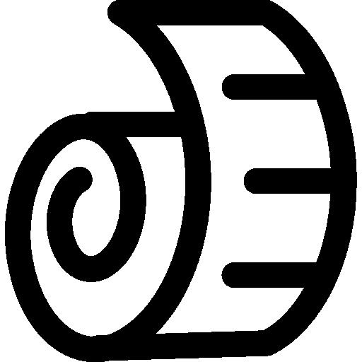 mètre à ruban  Icône gratuit