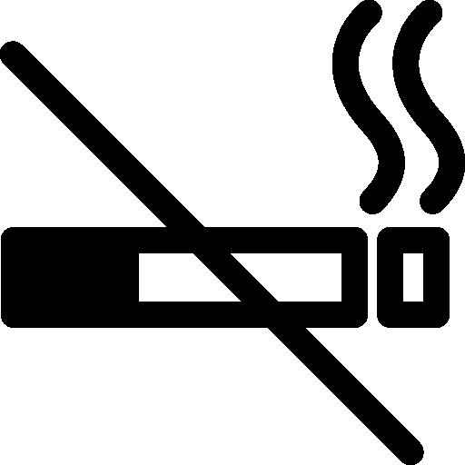 ne pas fumer  Icône gratuit