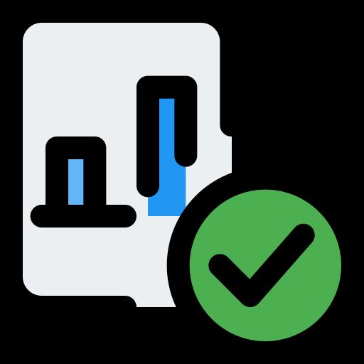 Verified  free icon