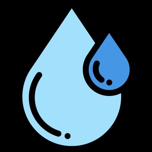 pingo d'água  grátis ícone
