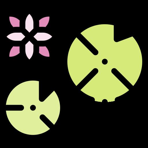 lótus  grátis ícone