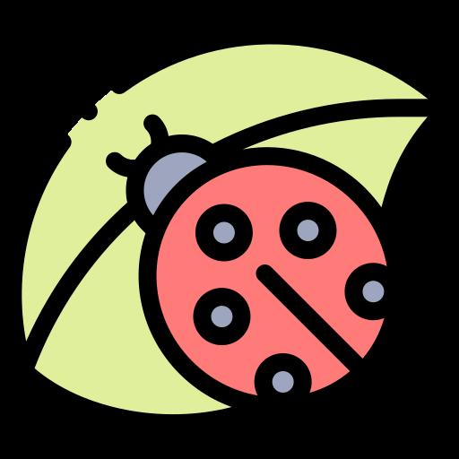 joaninha  grátis ícone