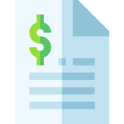 Financial  free icon