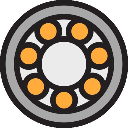 Cog  free icon