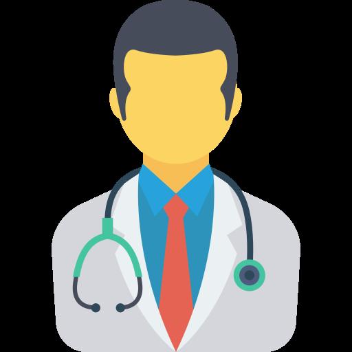 médico  icono gratis