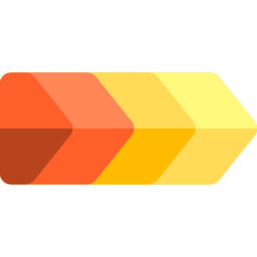 Timeline  free icon
