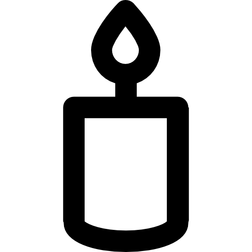 Candle  free icon
