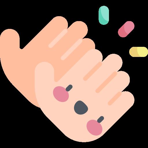 Clap  free icon