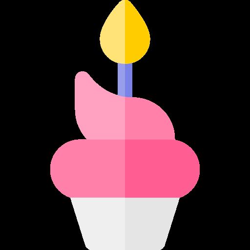 bolo de aniversário  grátis ícone