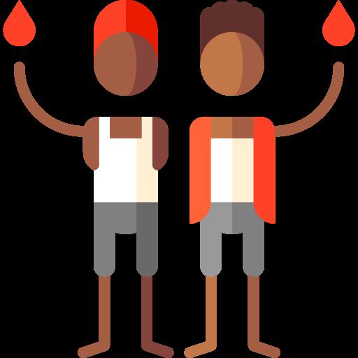 irmãos de sangue  grátis ícone