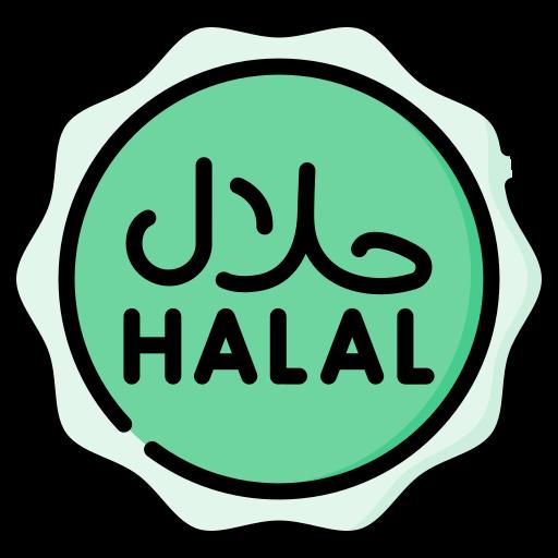 Halal  free icon