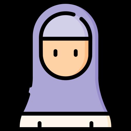 Muslimah  free icon