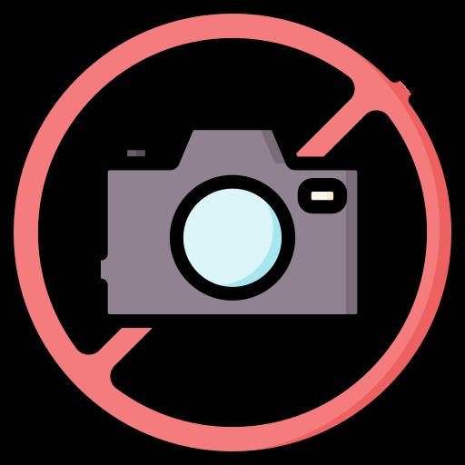No camera  free icon