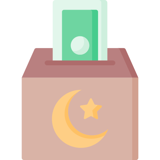 Infaq  free icon
