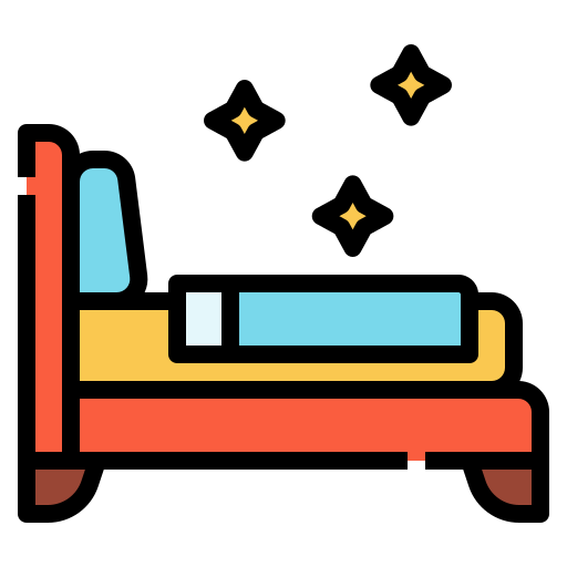 Beds  free icon