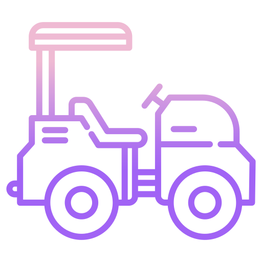 Road roller  free icon