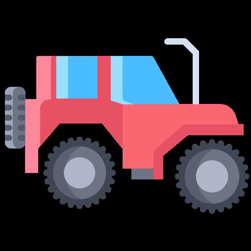 Jeep  free icon