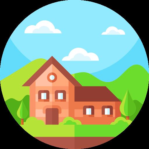 Cabin  free icon