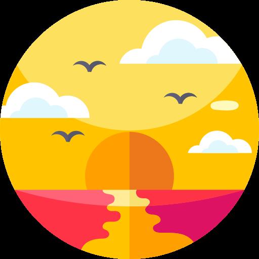 Ocean  free icon