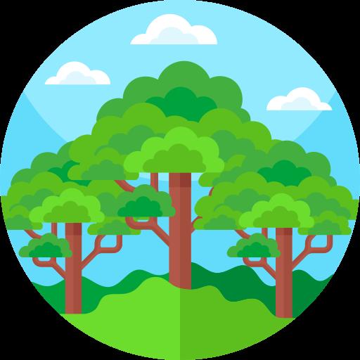 Jungle  free icon