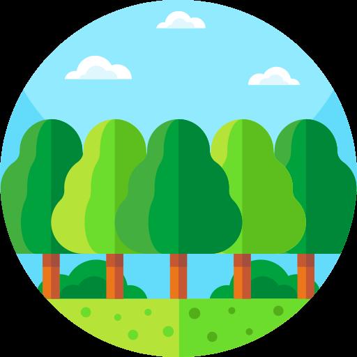 parque  icono gratis