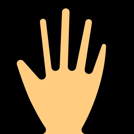 finger hoch  kostenlos Icon
