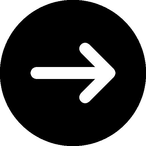 rechter pfeil  kostenlos Icon