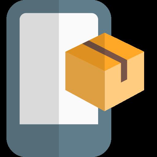 calendrier de livraison  Icône gratuit