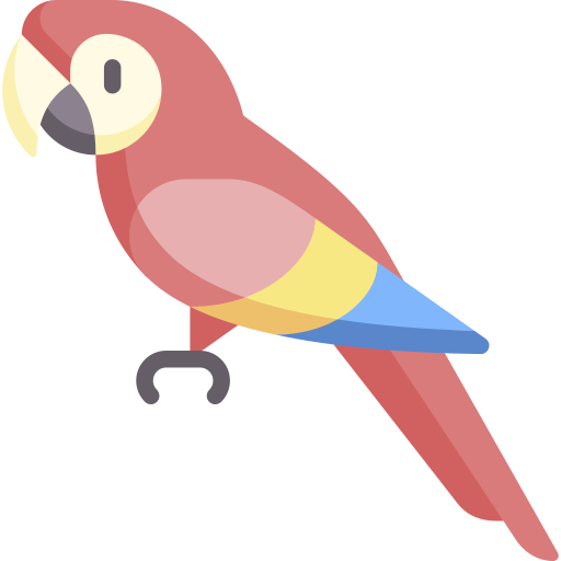 Macaw  free icon