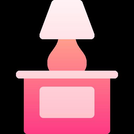 테이블 램프  무료 아이콘