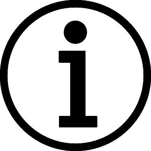 정보  무료 아이콘