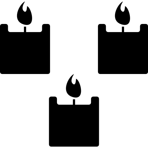 variante de bougies de spa  Icône gratuit
